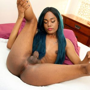 black tranny star