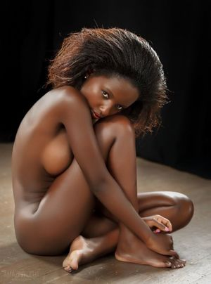 sexy black girl photos