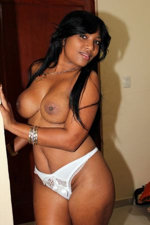 panties ebony