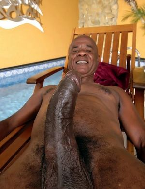 black men dick print