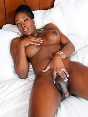 big fat black tranny