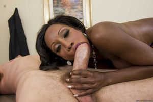 aubrey black interracial