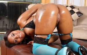 big booty ebony creampie