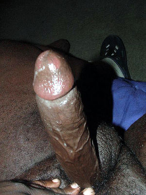 black pussy and white cock