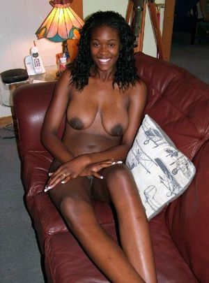 beautiful nude black women