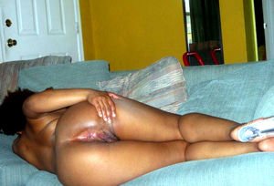 ebony slut wife