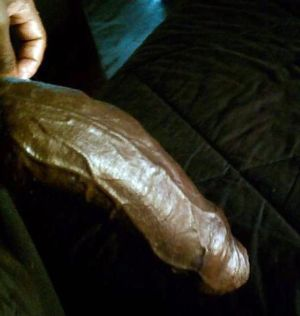 huge fat black cock