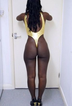 big black ass in panties