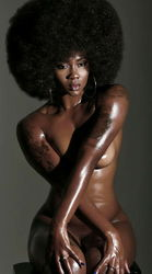 Black afro women nude Naked Black Girls Tumblr
